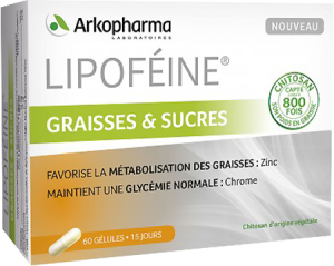 LIPOFEINE  GRAISSE SUCRE
