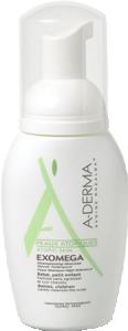 Aderma exomega shampooing mousse 125 ml