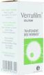 Verrufilm, solution pour application locale en flacon