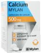 Calcium mylan 500 mg, comprimé à sucer ou à croquer