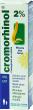 Cromorhinol 2%, solution pour pulvérisation nasale